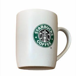 Starbucks White Logo Mug